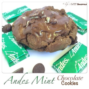 Andes Mint Chocolate Cookies 4