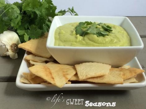 Jalapeno Cilantro Hummus 3