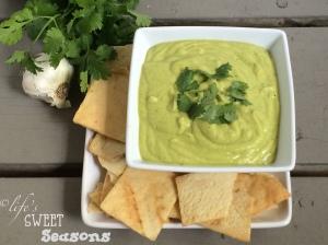 Jalapeno Cilantro Hummus2