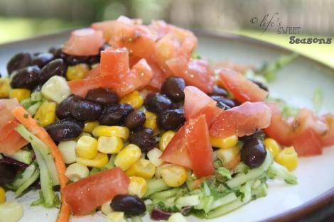 Slider Slaw Salad