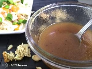 Ramen Noodle Salad Dressing