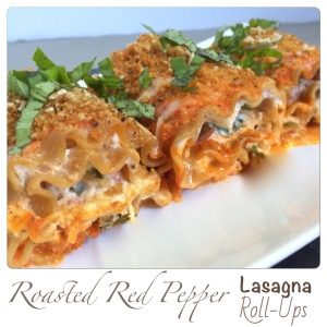 Red Pepper Lasagna 3