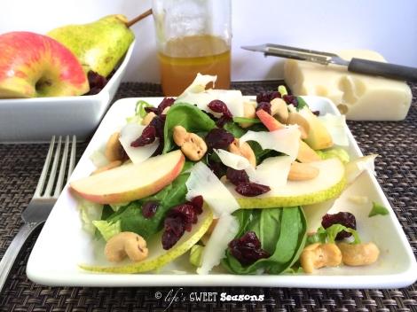 Autumn Apple Cider Salad 2