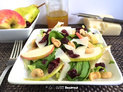 Autumn Apple Cider Salad 2