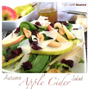 Autumn Apple Cider Salad 3