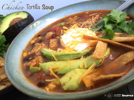 Chicken Tortilla Soup 1:2