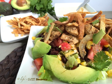 Chipotle Chicken Salad2