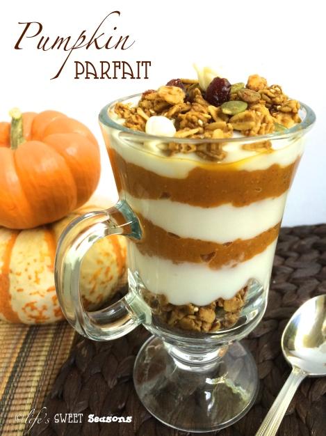 Pumpkin Parfait 1