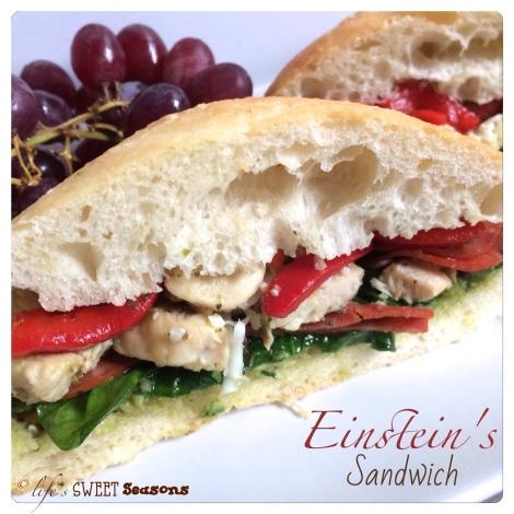 Einstein's Sandwich 1