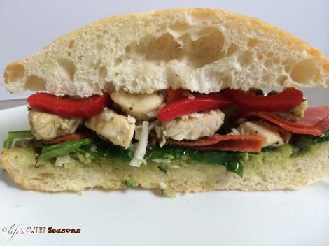 Einstein's Sandwich 2