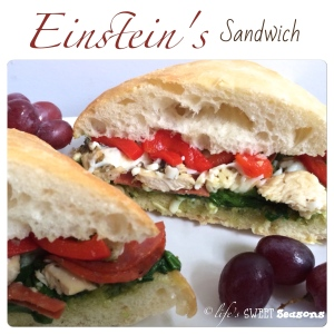 Einstein's Sandwich 3