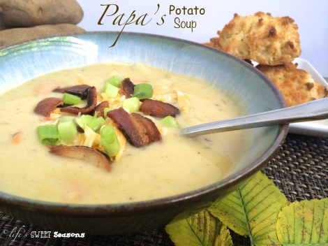 Papa's Potato Soup 1