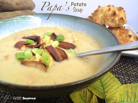 Papa's Potato Soup 1