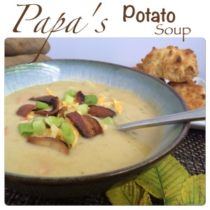 Papa's Potato Soup 3