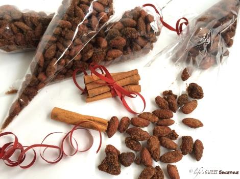 Cinnamon Crockpot Almonds 2