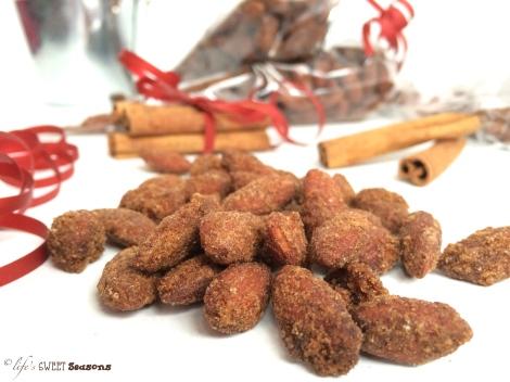 Cinnamon Crockpot Almonds 3