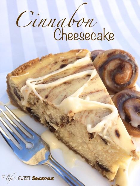 Cinnabon Cheesecake 2