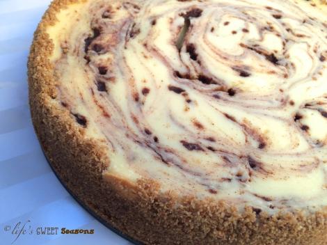 Cinnabon Cheesecake Whole