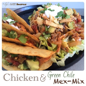 Chicken & Green Chile Mex-Mix 3
