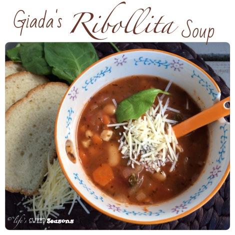 Ribollita Soup 1
