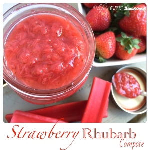 Strawberry Rhubarb Compote 3
