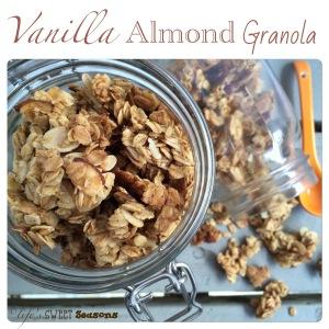 Vanilla Almond Granola 1