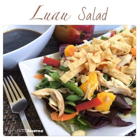 Luau Salad 1