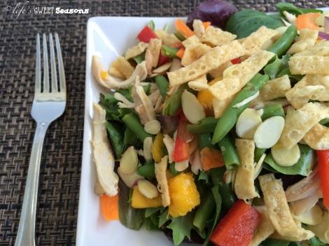 Luau Salad 2