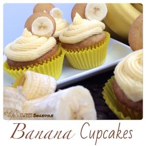 Banana Cupcakes 3