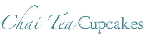 Chai Tea Cupcakes Title
