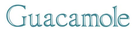 Guacamole Title