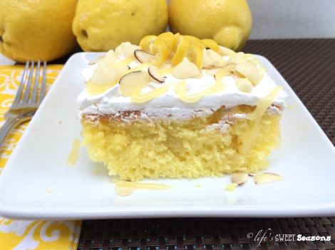 Lemon Poke Cake 2