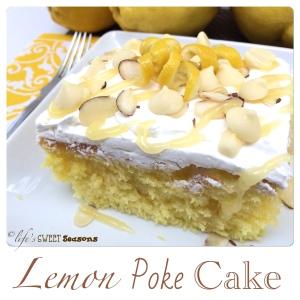 Lemon Poke Cake 4