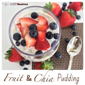 Fruit & Chia Pudding 3