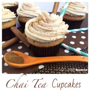Chai Tea Cupcakes 4